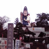 宝くじが当たる神社(-人-)
