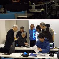 石橋睦美さん担当の日本リンホフクラブ定例会大盛況で終了。