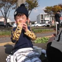 秋の収穫祭♪