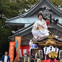 相浜(あいのはま)の祭り(館山市)(動画あり)