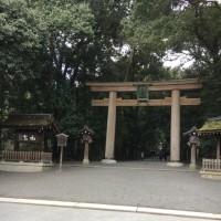 日本一のパワースポットに行きました。