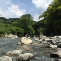 岐阜県   付知川より
