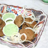 北インド料理 シャミケバブ