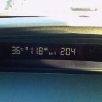 暑い日が過ぎて。