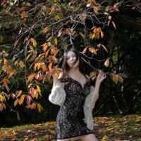 大宮第二公園モデル撮影会にて  2016-11-20