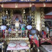 山田村鳳凰寺・薬師寺(2017年3月4日参拝)