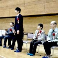 町田市老人クラブ連合会主催の輪投げ大会