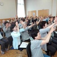 大好き 大沢公民館での「生伴奏で歌いま専科」