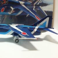 プラッツ 1/72 T-2 ブルーインパルス