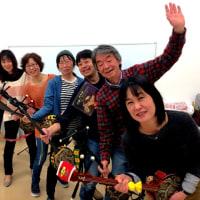 【教室】幕張新都心 沖縄三線教室 お稽古!(^o^)