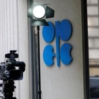 原油先物が下落、OPECは減産9カ月延長へ・・・価格調整を無理している?