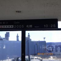 札幌で冬支度