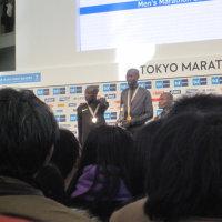 東京マラソン~2017