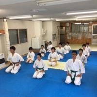ジュニアAクラス 5/26(金) たいが指導員