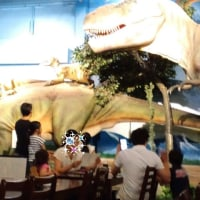 恐竜レストラン