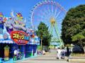茨城県ひたち海浜公園に「コキア」を見る