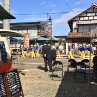 川西町産業フェア たまげたホコ天に出店しました。