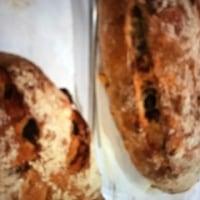 蕎麦処ないとう フィグオランジェ(パン)