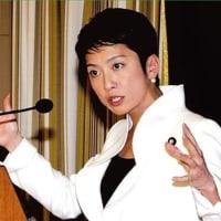 民進・蓮舫代表 台湾籍離脱手続き「不受理」 日本国籍「選択宣言した」