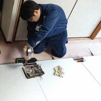 床暖ストーブ交換しました 札幌市 南区 南沢 S邸