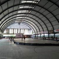 Roller Domeへ行って来ました。