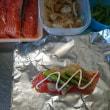 美味しい鮭のホイル焼き~~♪
