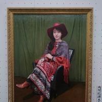 老舗歴代の肖像画