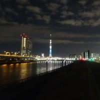 素敵な眺めです~~東京スカイツリー