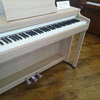 新製品電子ピアノ、人気ヤマハリフレッシュ済みピアノ入荷!