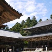 新緑の書写山圓教寺