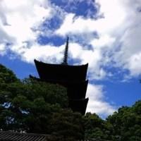 京都 東寺らへん