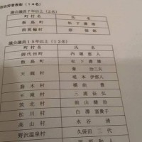 長野県町村議長会