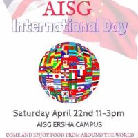 AISG INTERNATIONAL DAY