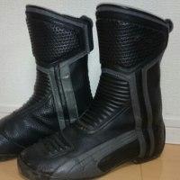 ツーリング用ブーツ