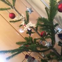 うちのクリスマスツリー2016