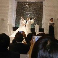 いい結婚式だった
