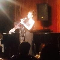 シャンソン歌手リリ・レイLILI LEY 芝パークホテル10月23日フランス語シャンソンコンサート