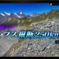 年始にグレートレースを見る①アルプス縦断250km