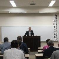 文化講演会 松尾芭蕉から広沢虎造へ -静岡茶外伝ー