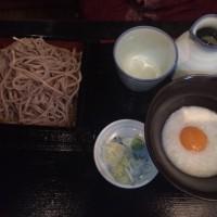 夕飯はお蕎麦@蕎麦十番(スクンビットソイ33)