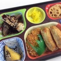 醤油糀やみつきアジフライ・野菜コロッケ