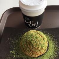 緑茶シュー