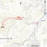 豊見山(toyomiyama)のGPSトラック