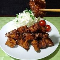 豚の生姜揚げ