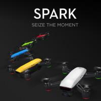 DJI最新ドローン「SPARK」スパーク6月5日販売開始