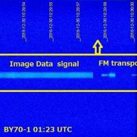 BY70-1 FM transponder その2/Satellite