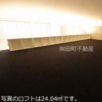 #新築 zoom #芝浦 の1LDK室内写真ご紹介(全戸 #ロフト 付)