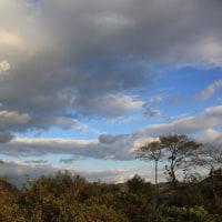 しまぞら 昼ぞら~夕空~曇の空に・・(