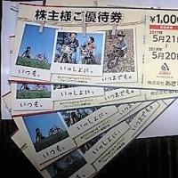 【株主優待】あさひから株主優待がきた!