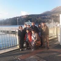ママ家族との箱根旅行